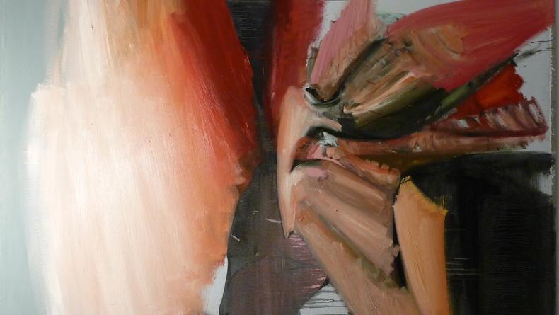 Очарованный взгляд в Галерее Карась: Искусство как обольщение