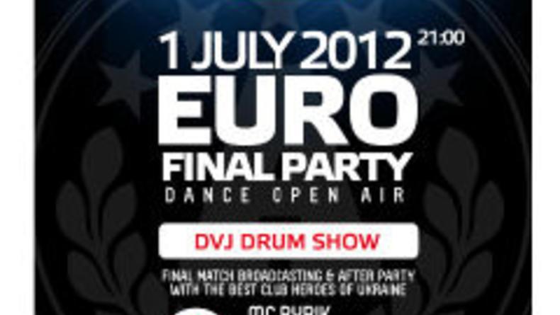 EURO Final Party