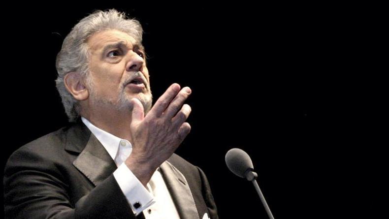 Концерт Пласидо Доминго в Киеве отменили