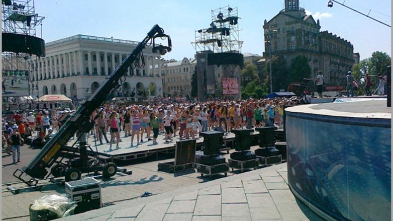 Танцевальное шоу МАЙDАН'S идет на третий заход
