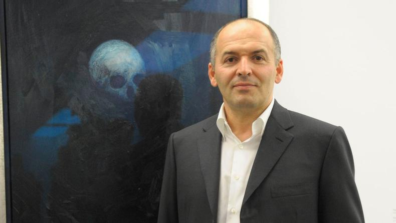 Виктор Пинчук снова самый влиятельный коллекционер