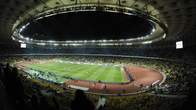 В Киеве футбол: 14 июля ст.м.Дворец спорта перекроют