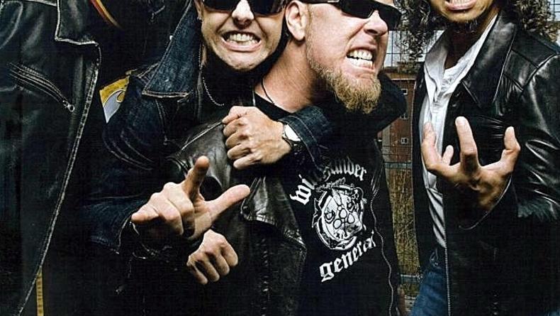 Metallica осенью начинает записывать новый альбом