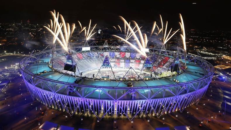 Олимпиада 2012: главные спортивные сооружения