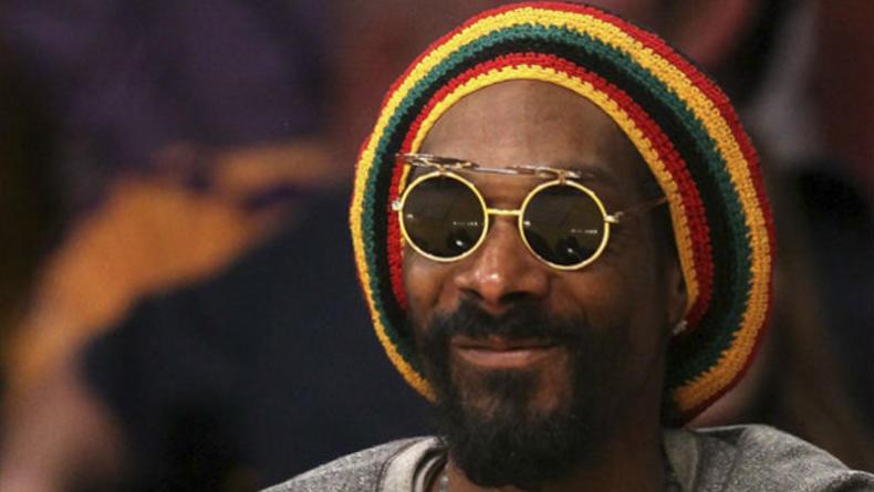 Snoop Dogg сменил имя и общается теперь с Бобом Марли