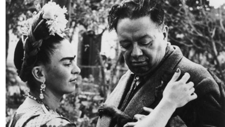 Выставка о жизни Фриды Кало и Диего Риверы