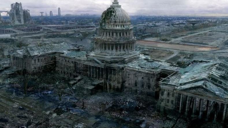 Будущее земли в новом клипе Emalkay Bring It Down (ВИДЕО)
