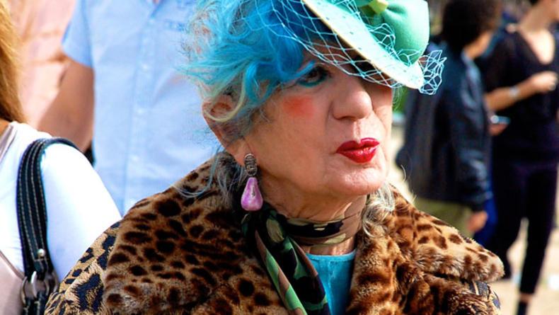 Умерла Анна Пьяджи, стилист и модный обозреватель Vogue