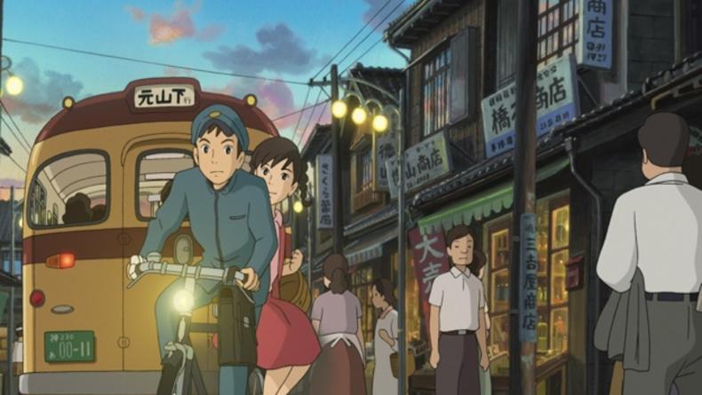 Вышел трейлер нового мультфильма Хаяо Миядзаки