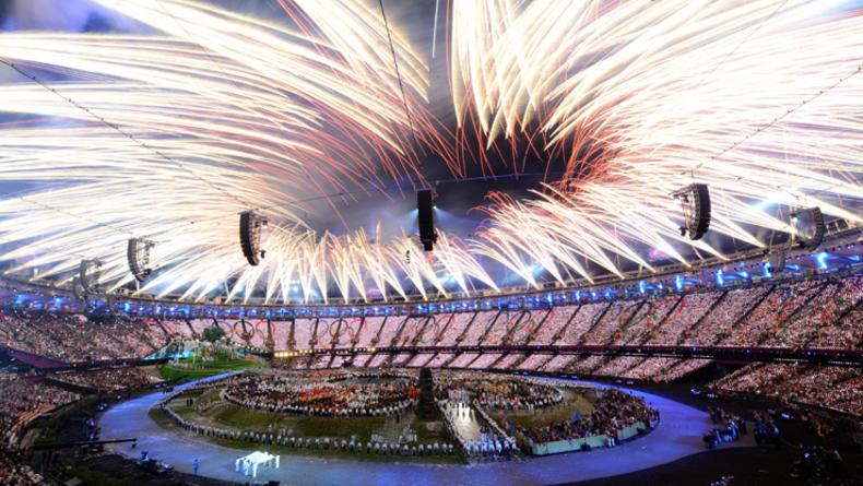Олимпиада 2012: Секреты, Джордж Майкл и Muse