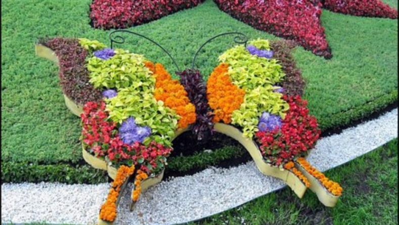 Весь мир народных сказок на ежегодной Выставке цветов