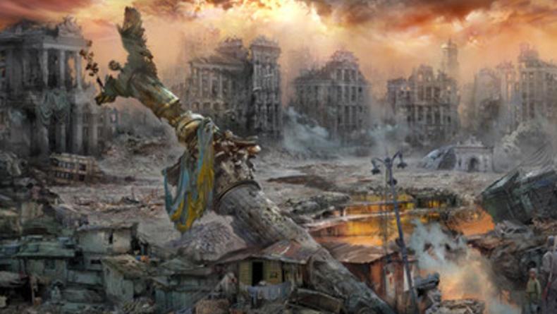 Международный арт-проект От утопии к антиутопии