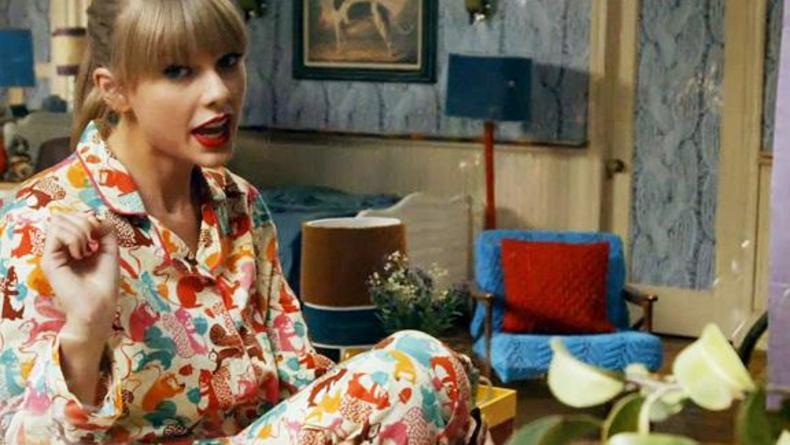 Звезда MTV Video Music Awards 2012 сняла клип (ВИДЕО)