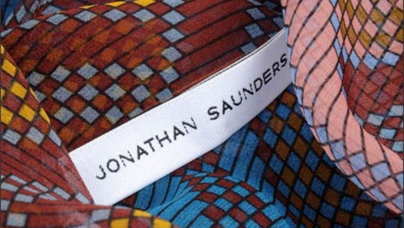 Принты от Jonathan Saunders: новая марка в Passage 15