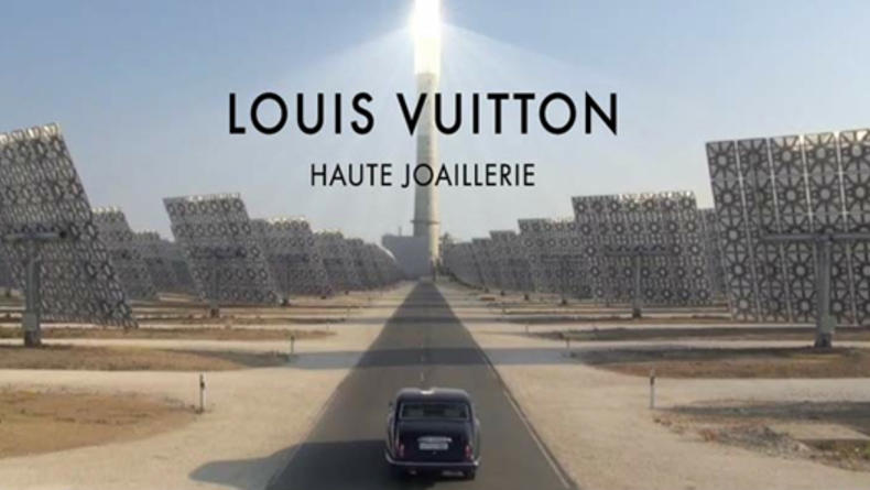 Гипнотизирующий ролик от Louis Vuitton. ВИДЕО