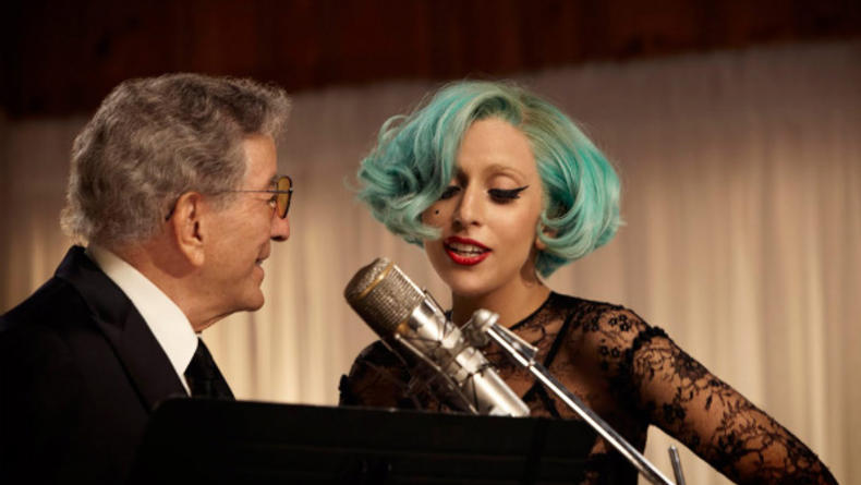 Тони Беннетт и Леди Гага запишут совместный альбом