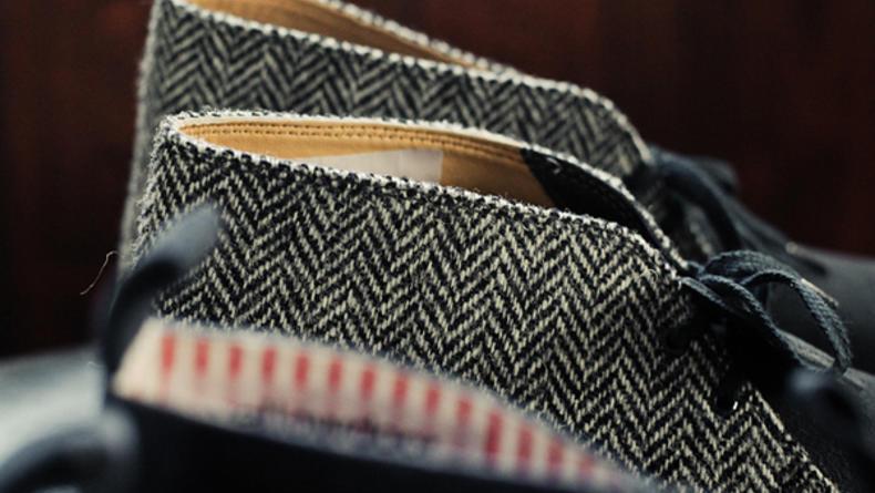 Культовые ботинки Clarks и Dr.Martens утеплили шерстью