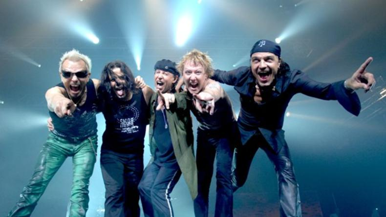 Райдер Scorpions: 100 кг льда, пиво и никакого сала