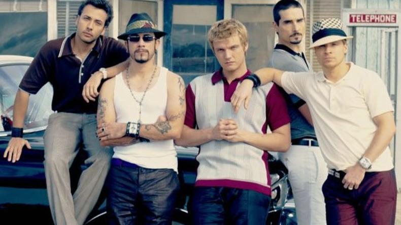 Backstreet Boys вернулись с новой песней (ВИДЕО)
