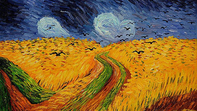 Ученые нашли метод спесения картин Ван Гога и Гогена