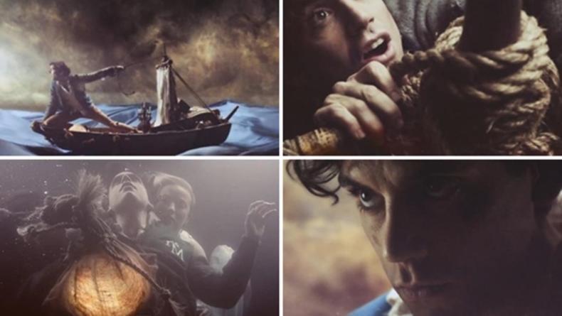 Буря на море в новом клипе британца Mika (ВИДЕО)