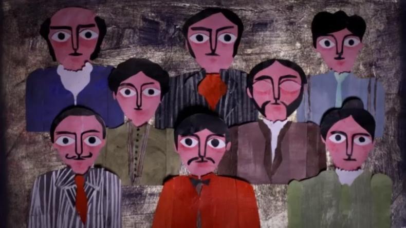 Готье выпустил новый анимационный клип (ВИДЕО)