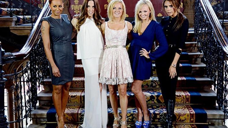 Spice Girls презентовали мюзикл Viva Forever! (ФОТО)