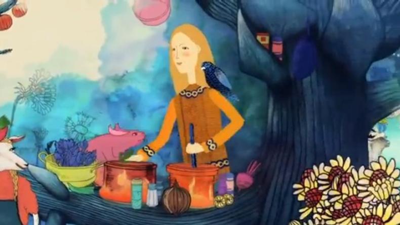 Пол Маккартни посвятил своей жене мультфильм (ВИДЕО)