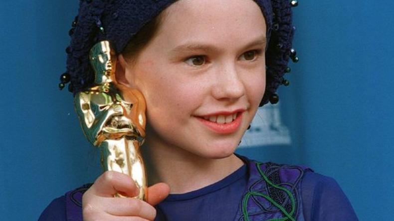 10 детей, отмеченных премией Оскар