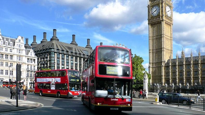 В Лондоне скоро  появится своя Аллея славы