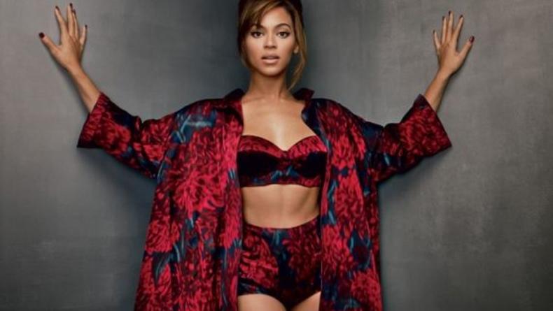 Бейонсе снялась для американского Vogue (ФОТО)