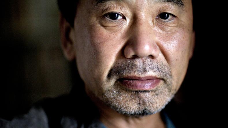 Новый роман Харуки Мураками выйдет в апреле
