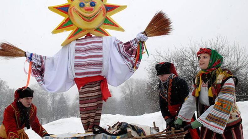 Масленица 2013: список мест, где поесть блины в Киеве