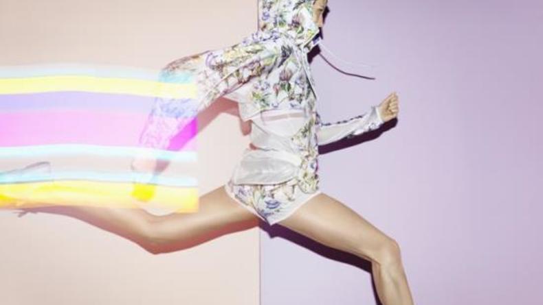 Весенне-летний лукбук adidas by Stella McCartney (ФОТО)