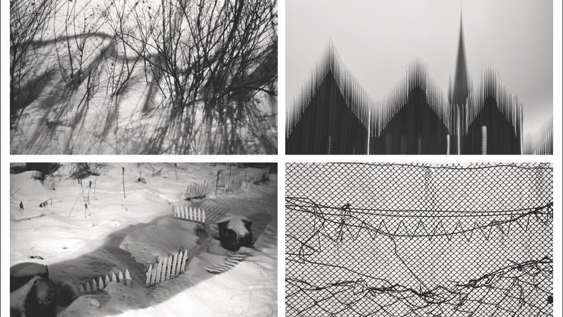 50 оттенков белого на выставке украинского фотографа