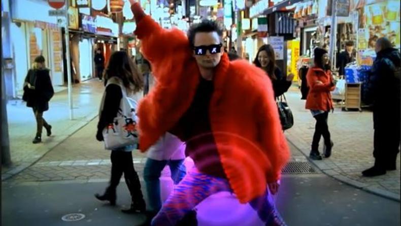 Muse представили клип на композицию Panic Station (ВИДЕО)