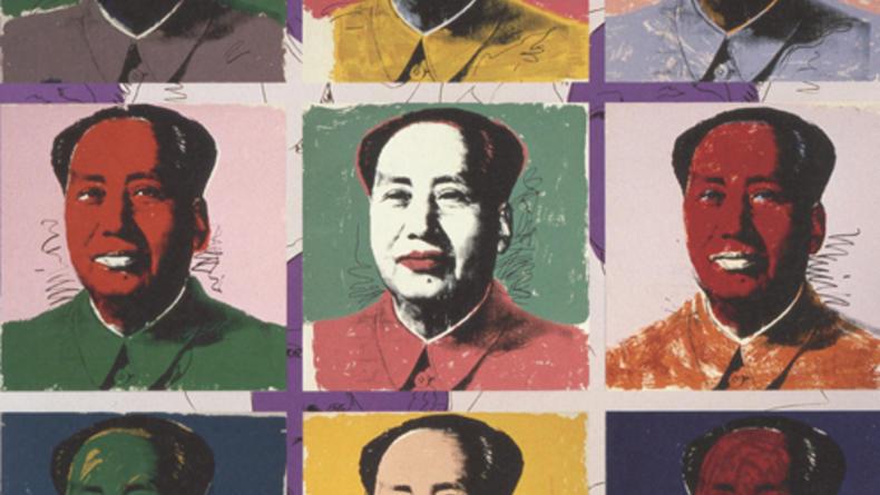 Власти Китая не пускают портреты Мао на выставку в страну