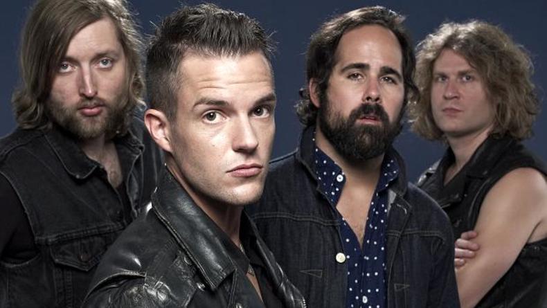 The Killers ищут группу для разогрева на концерте в Киеве