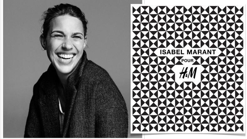 H&M объявили о сотрудничестве с маркой Isabel Marant