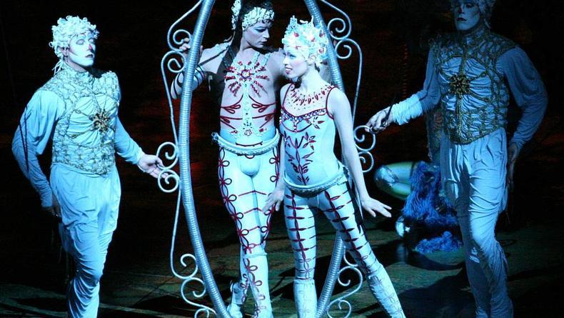 План действий на уикенд: Цирк дю Солей и супермен