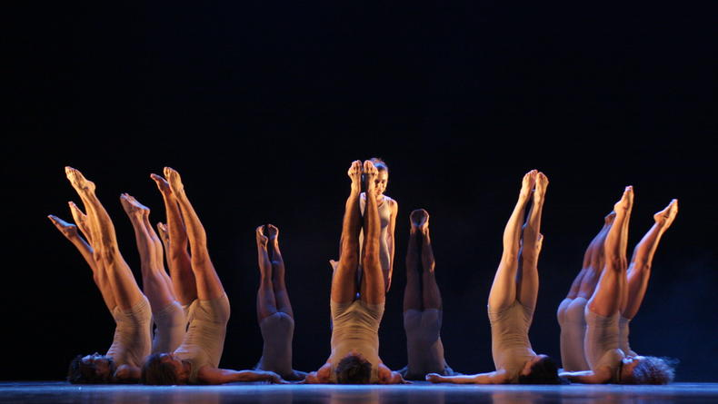 Раду Поклитару закрывает Киев Модерн-балет