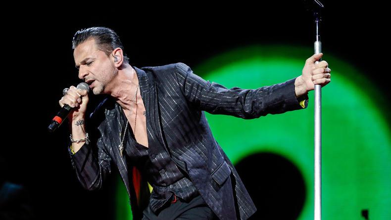 В феврале в Киев снова приедут Depeche Mode