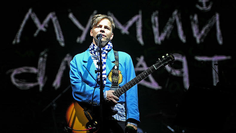 Мумий Тролль презентуют новый альбом на фестивале