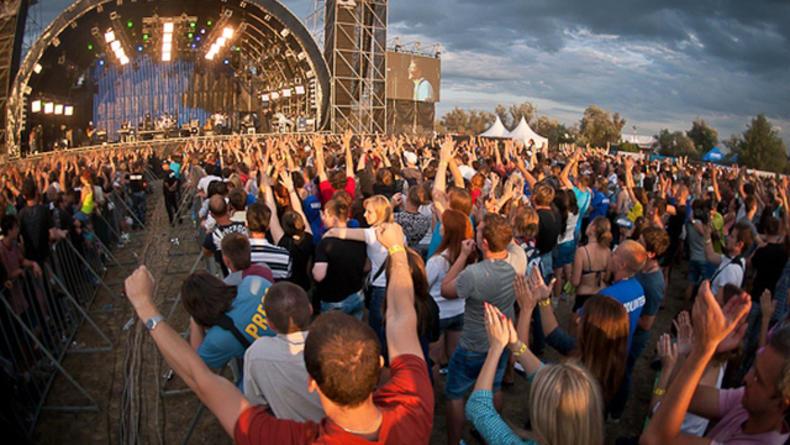 Крупнейший рок-фестиваль Украины переезжает в Киев?