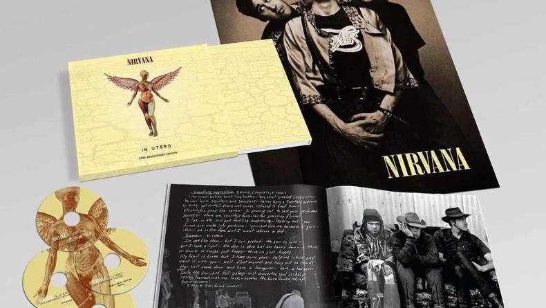 Подробности выхода нового альбома группы Nirvana (ФОТО)