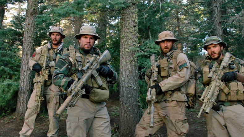 Марк Уолберг открывает охоту на талибов (ВИДЕО)