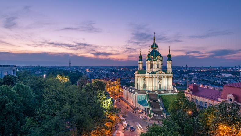 Аномальные зоны Киева: где в столице лучше всего щекотать нервы