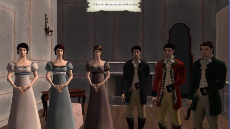 Книги Джейн Остин превратятся в онлайн-игру