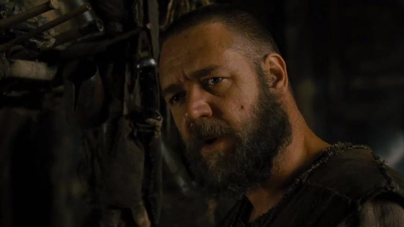 У фильма Ной с Расселом Кроу вышел трейлер (ВИДЕО)