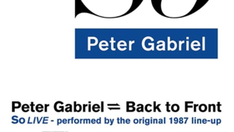 Peter Gabriel в Киеве